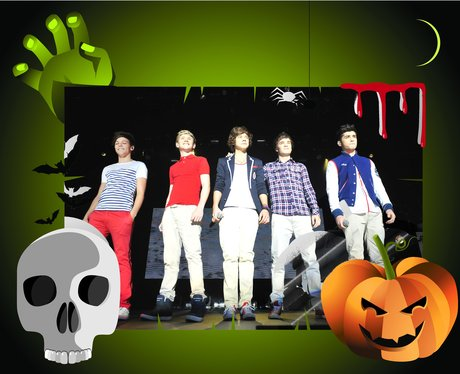One Direction Halloween