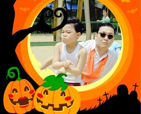PSY Halloween