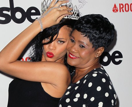 Rihanna is crowned as Queen of the West Hollywood.