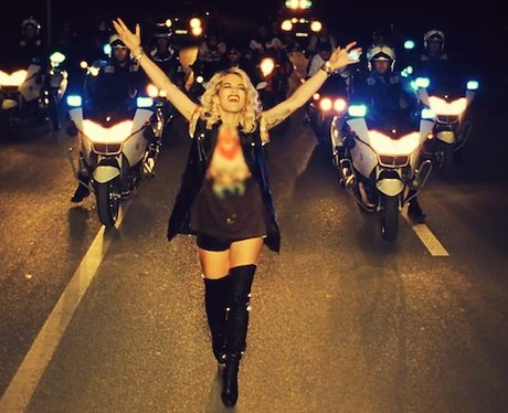 RIta Ora's 'Shine Ya Light' Music Video