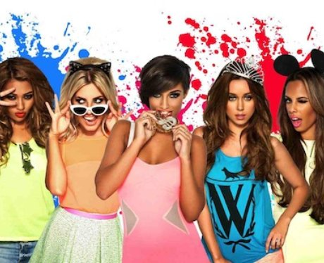 The Saturdays announce new reality series.
