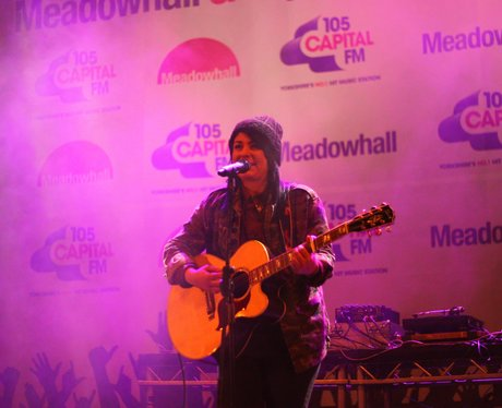 Meadowhall Light Switch On