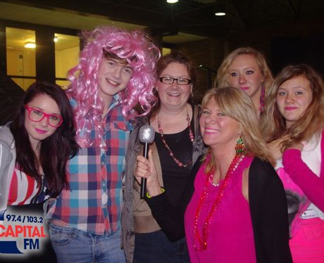 Team Minaj in Cardiff