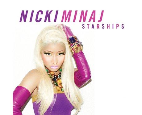 Nicki Minaj 'Starships'