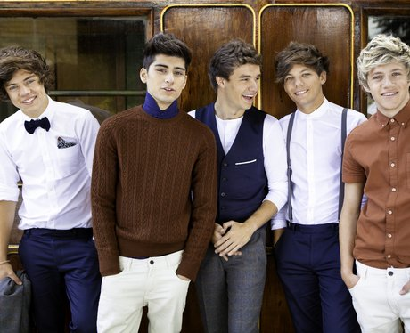 One Direction Press Shot 2012
