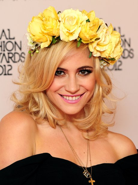 Pixie Lott at the Global Fashion Awards