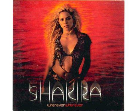 """Shakira 'Whenever, Wherever"""""""