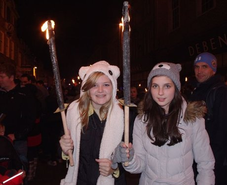 Winchester Fireworks 2012