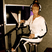 Image 9: Beyonce in the studio