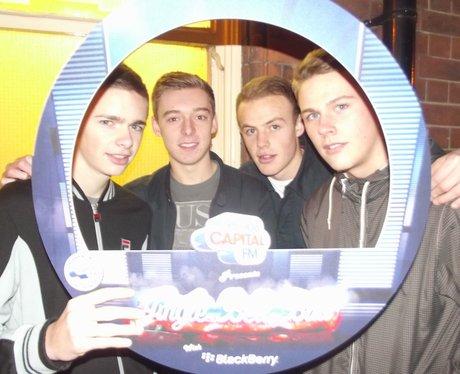 DJ Fresh Fans at the HMV Institute
