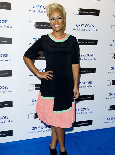 Emeli Sande at the Grey Goose Winter Ball