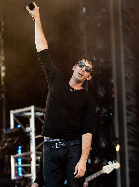 Example live on stage
