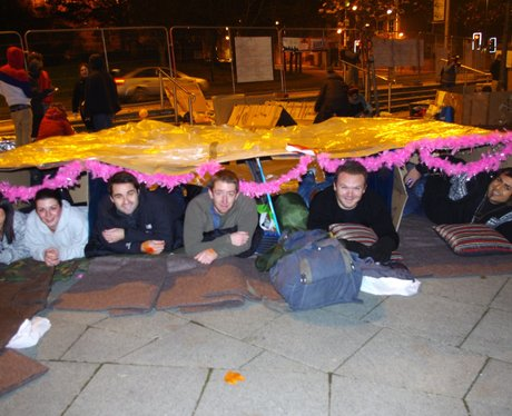 Framework's Big Sleep Out