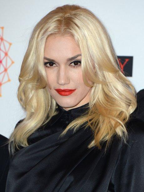 Gwen Stefani at the MTV EMA 2012
