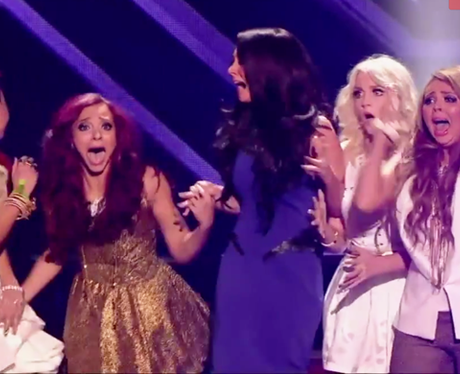 Little Mix win The X Factor UK 2011
