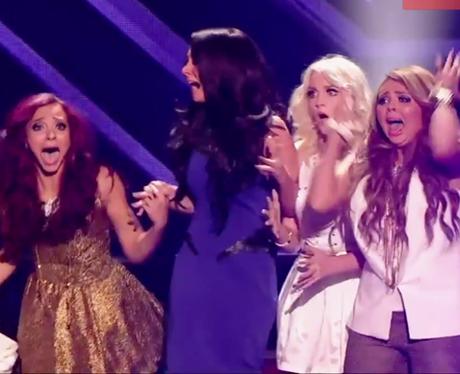 Little Mix win The X Factor UK