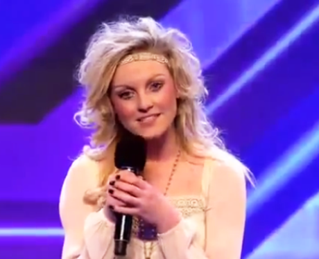 Perrie Edwards' The X Factor UK audition