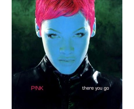 Pink- 'There You Go'