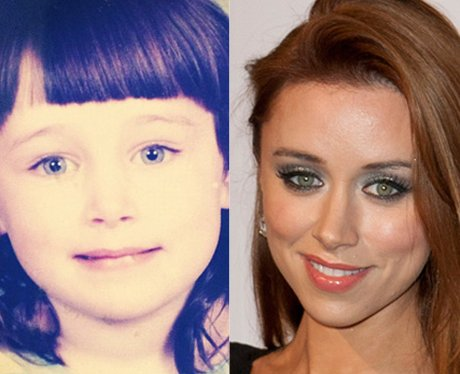 Una Healy Baby Picture