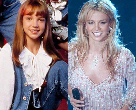 Britney Spears before she was famous - childhood baby picture