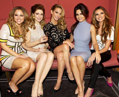 Girls Aloud celebrate their ten year anniversary