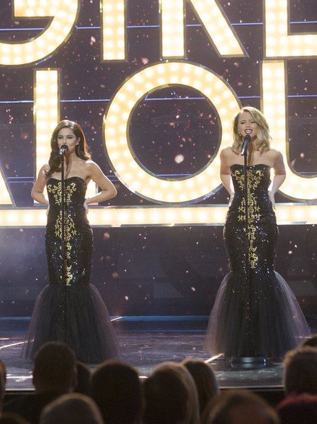 Girls Aloud Royal Variety Performance 2012