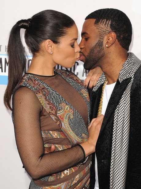 Jason Derulo and jordin sparks kiss