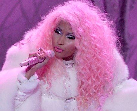 Nicki Minaj at the American Music Awards 2012