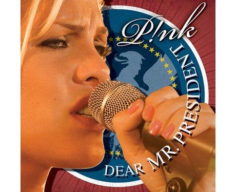 Pink- 'Dear Mr President'