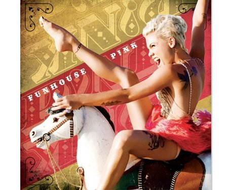 Pink- 'Funhouse'