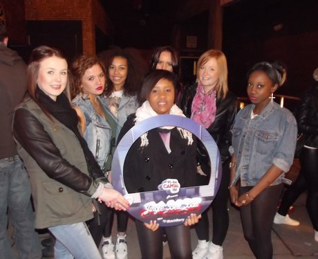 Rizzlekicks Fans at the O2 Academy.