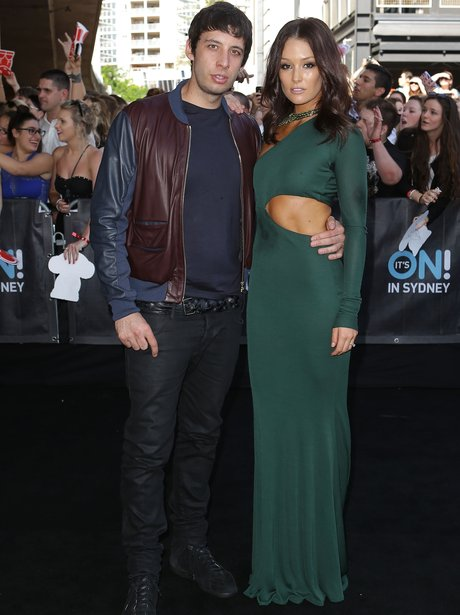 Example at the 26th Annual ARIA Awards