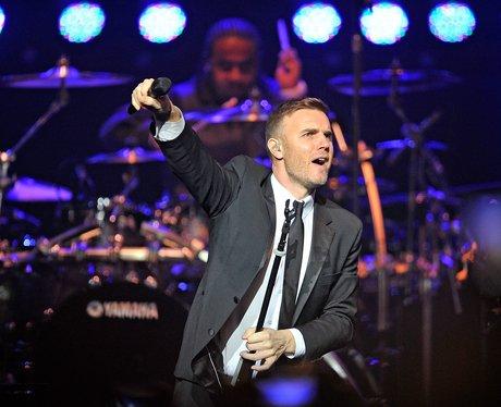 Gary Barlow live at the Royal Albert Hall