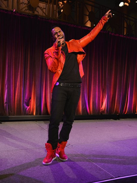 Jason Derulo performs at the Christopher & Dana Reeve Foundation