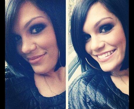 Jessie J's new hair