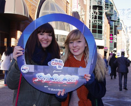 Jingle Bell Ball Leeds