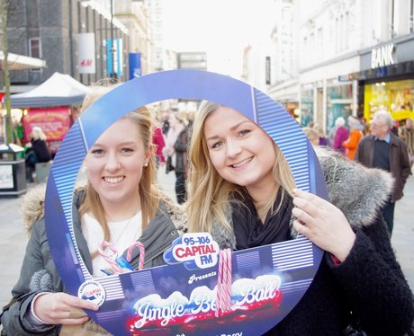 Jingle Bell Ball - Secret Santa