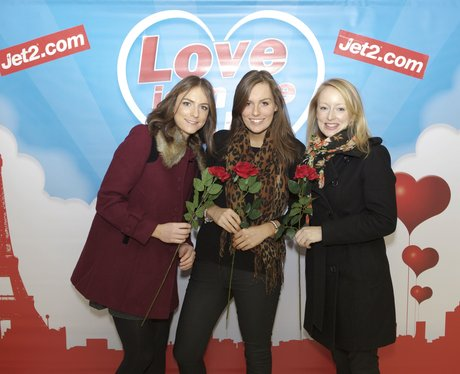 Love is in the Air With Jet2.com