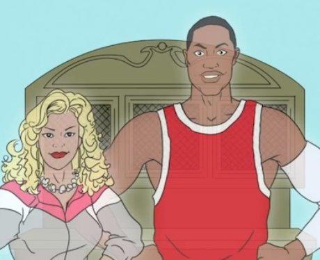 Rita Ora in Snoop Dogg's spoof video