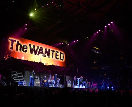 The Wanted live in New York