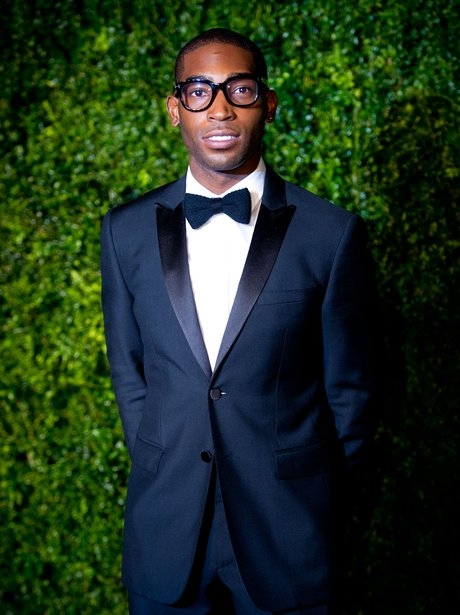 Tinie Tempah attends the London Evening Standard Theatre Awards