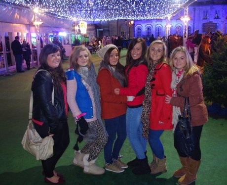 Capital FM Ice Party