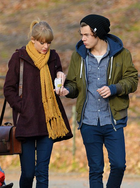 Harry Styles on Dating Taylor Swift - Harry Styles Rolling Stone Interview