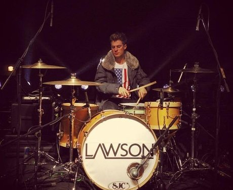 Lawson soundcheck
