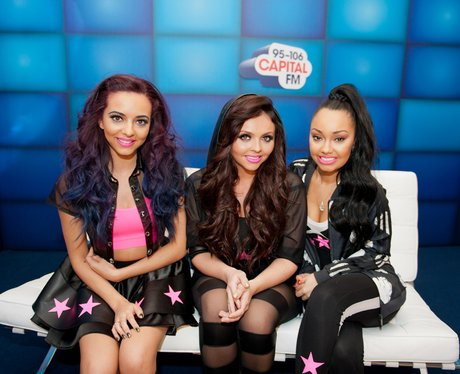 Little Mix At The Jingle Bell Ball 2012