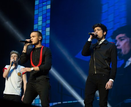 One Direction Play Madison Square Garden In New York