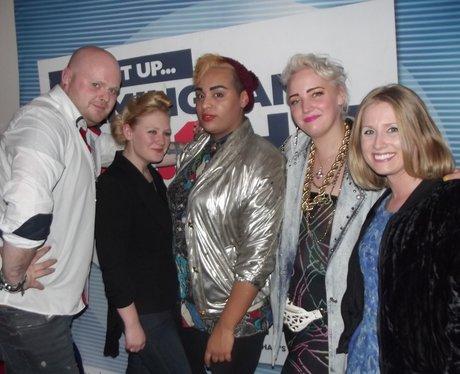 Fashion Networking Soiree at The Mailbox