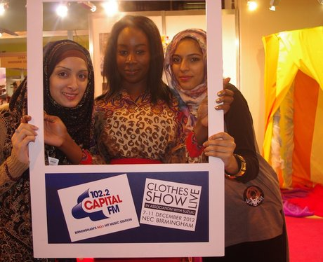 Clothes Show Live 2012 Saturday