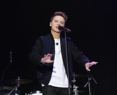 Conor Maynard at the Jingle Bell Ball 2012