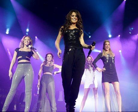Girls Aloud reunite to play the Jingle Bell Ball 2012